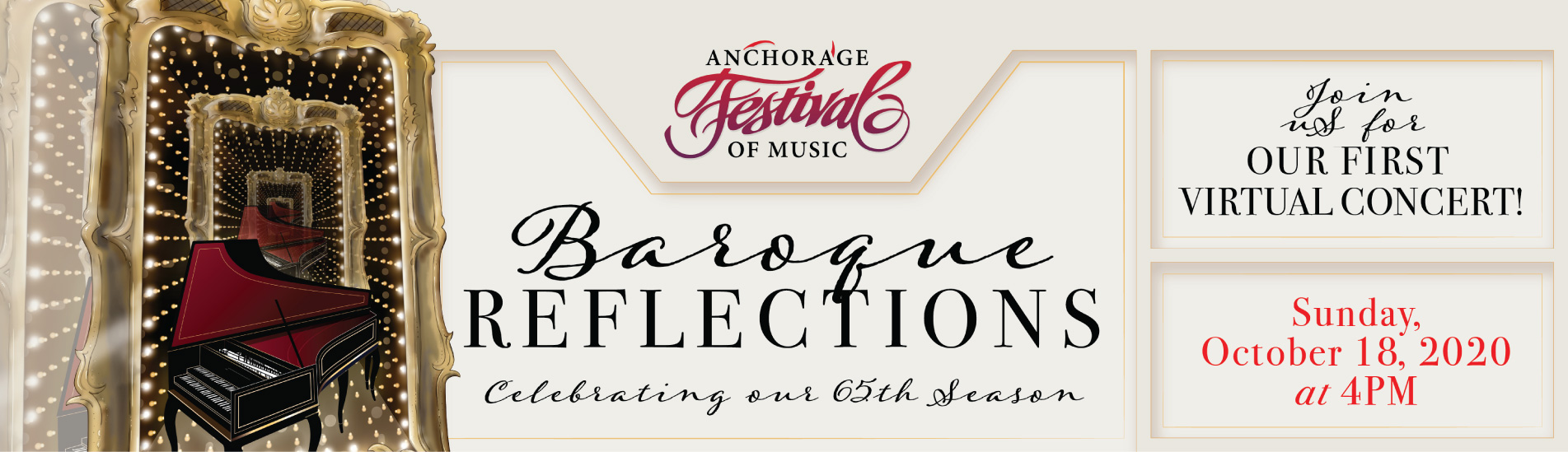 Baroque Reflections-Anchorage Festival of Music
